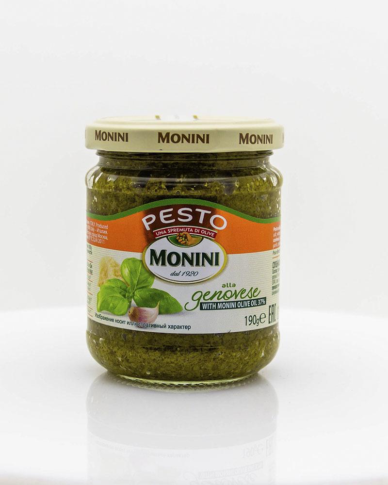 Соус Песто Monini 190 гр.