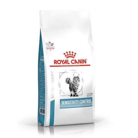 Корм Royal Canin Sensitivity Control SC 27 Feline Сухой корм для кошек при аллергии или пищевой непереносимости 400 гр