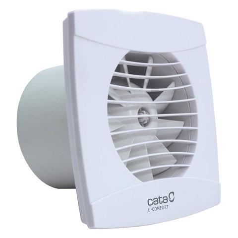Вентилятор накладной Cata UC-10 Hygro (таймер, датчик влажности)