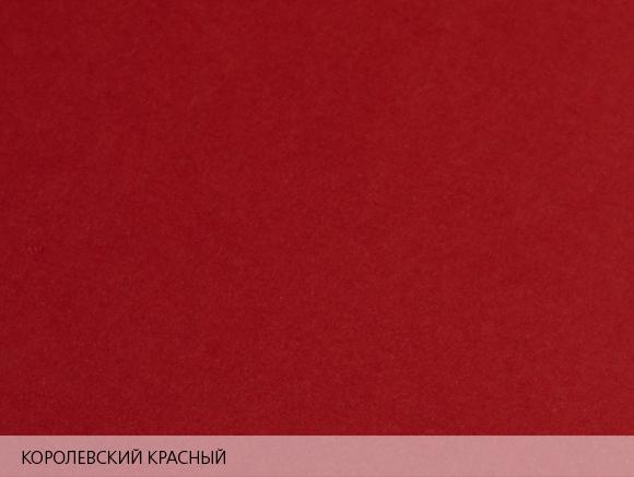 Кардсток королевский красный 250 гр 30х30 см