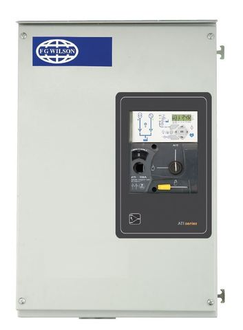 Панель автоматического запуска и ввода резерва (АВР) / CONTROL PANEL АРТ: ATI630A