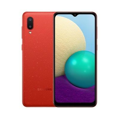 Samsung Galaxy A02, 2/32 ГБ, Красный