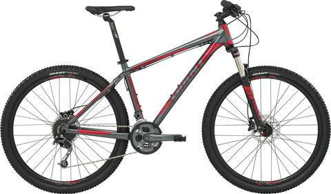 Giant Talon 27.5 3 LTD (2016) серый