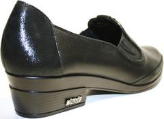 Туфли на среднем каблуке Yussi