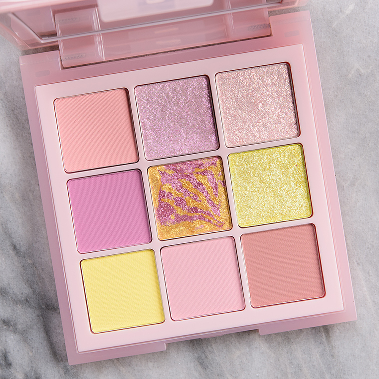 Huda Beauty Rose Obsessions Palette