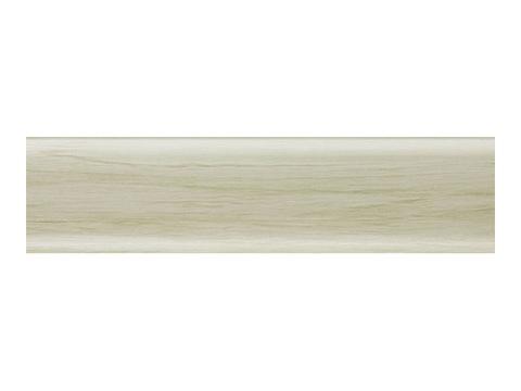 Клен Патина 56 плинтус с мягким краем (2500*56мм) Salag Польша