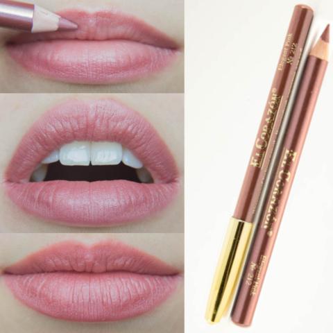 El Corazon карандаш для губ 212 Elegant Pink