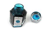 Флакон с чернилами Carandache CHROMATICS Hypnotic Turquoise 50мл (8011.191)