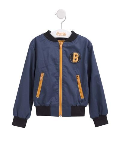 КТ185 Куртка облегченная (ветровка) для мальчика