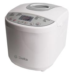Хлебопечь электрическая 650 Вт, 19 программ DELTA DL-8009B белая