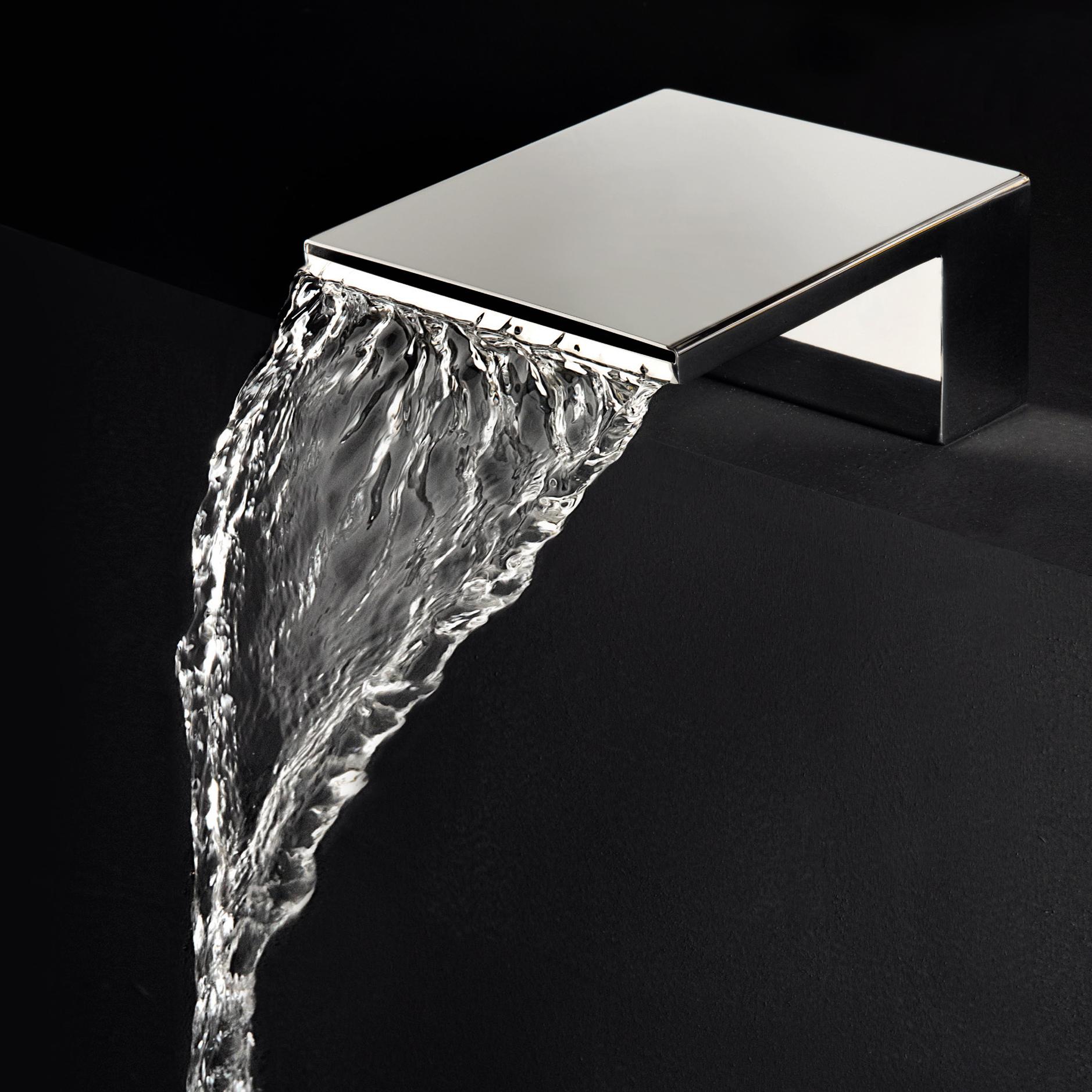 Излив встроенный для ванны HYDROTHERAPY CR01