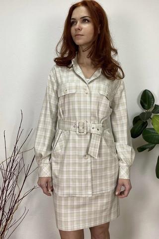 Укороченная юбка