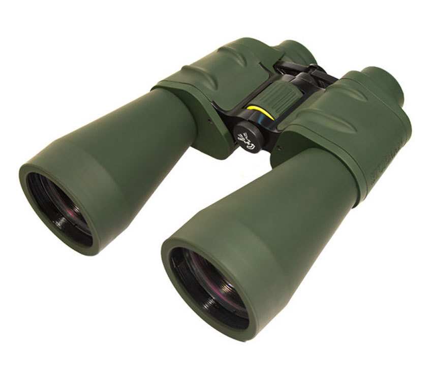 Бинокль Sturman 20x60 зелёный - фото