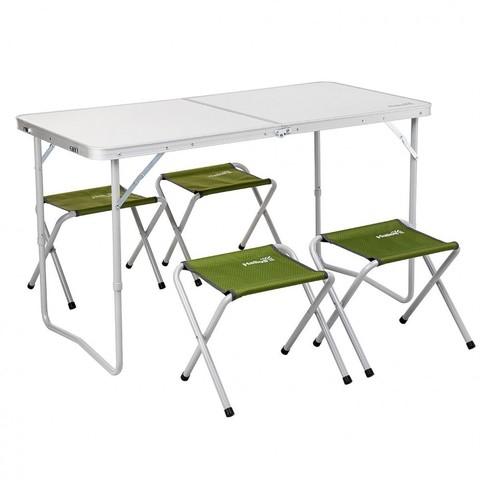 Набор складной мебели Helios Green Т-FS-21407+21124-SG