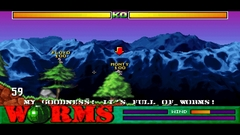 Worms (для ПК, цифровой ключ)