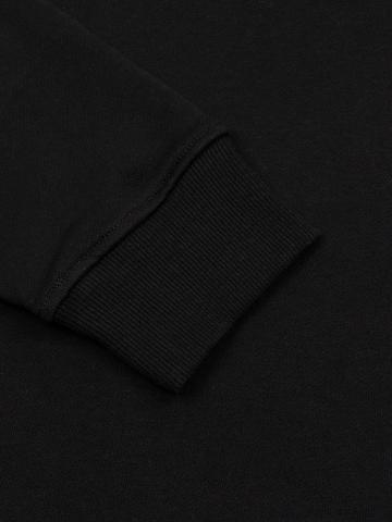 Спортивный костюм чёрный без лампасов
