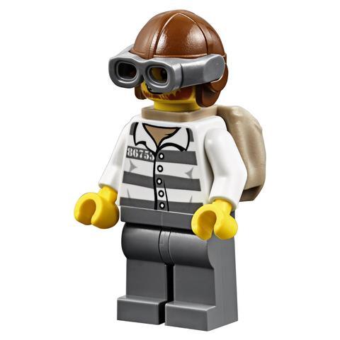 LEGO Juniors: Погоня горной полиции 10751 — Mountain Police Chase — Лего Джуниорс Подростки