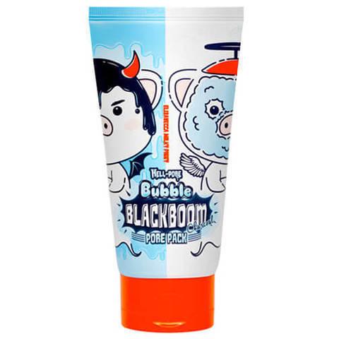 Elizavecca Hell-Pore Bubble blackboom pore pack