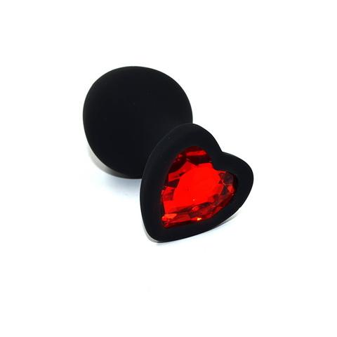 Черный/красный
