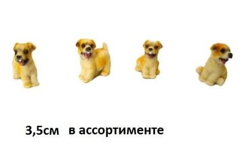 Сувенир Собака 973060 3,5см (НИ)