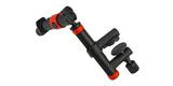 Крепление-струбцина JOBY Action Clamp & Locking Arm вид сбоку