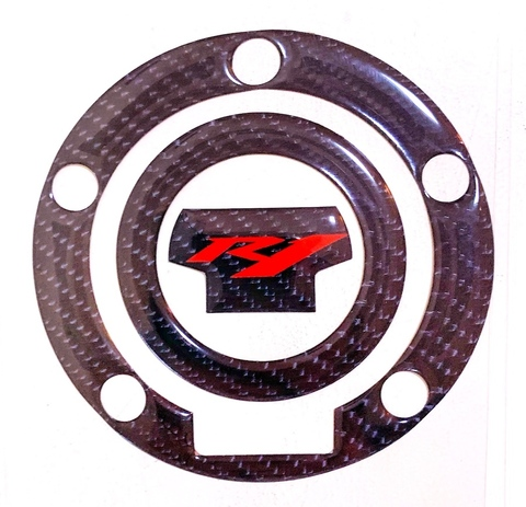 Наклейка на лючок бака Yamaha YZF-R1