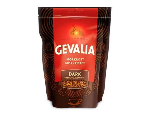 купить Кофе растворимый Gevalia Morkrost Dark, 200 г пакет