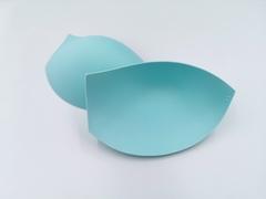 Чашки, с острым уступом, без пуш-ап, светлая бирюза, (Арт: CN50-422.85), 80С, 85В, 90А, пара