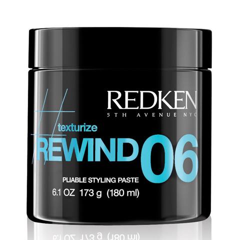 Redken Styling: Пластичная паста для укладки волос (Rewind 06), 150мл