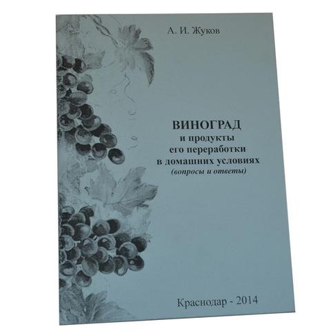 Книга А.И. Жуков