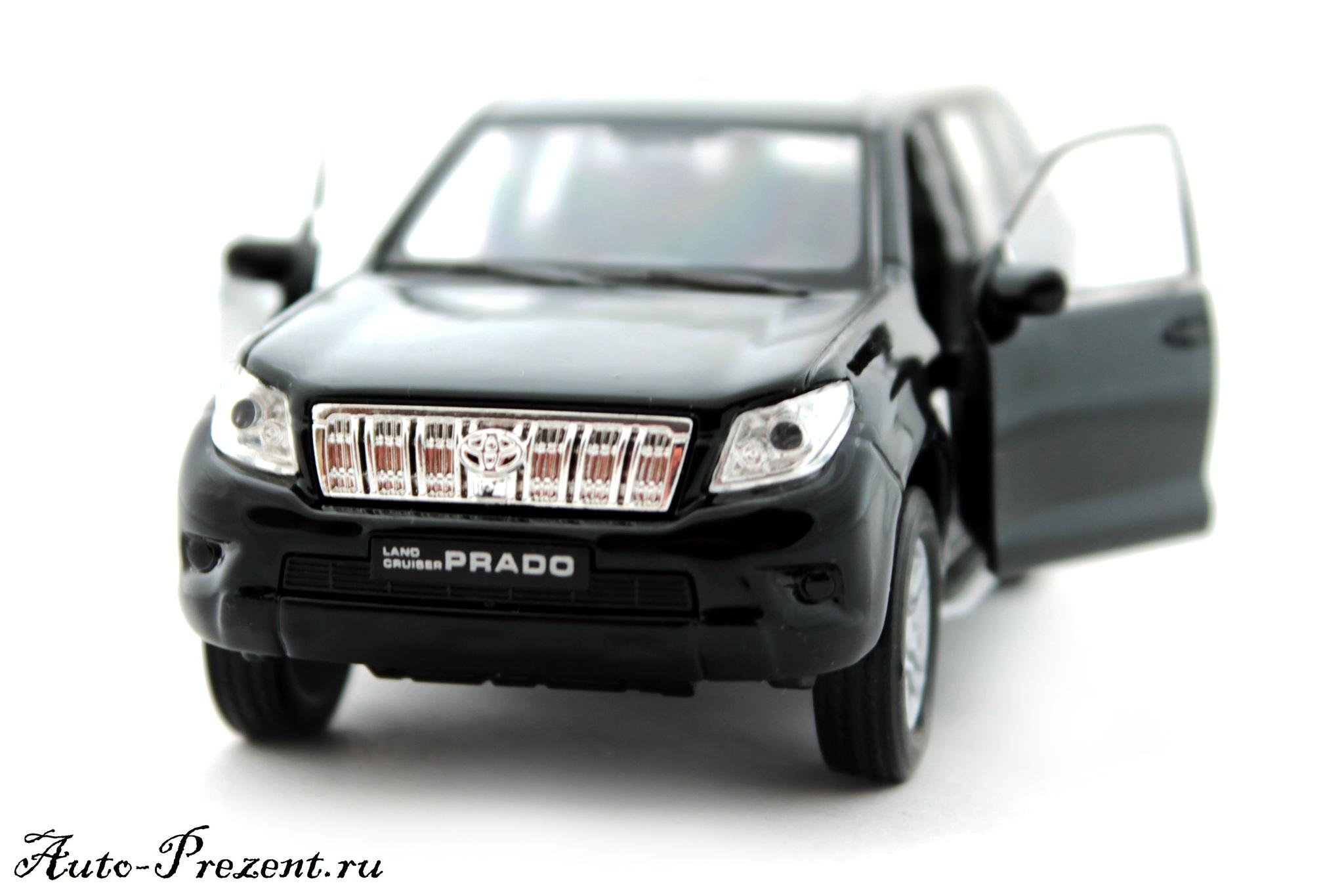 Машинка-игрушка Toyota Land Cruiser Prado