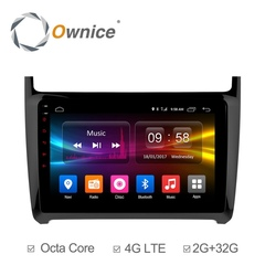 Штатная магнитола на Android 6.0 для Volkswagen Polo 09-15 Ownice C500+ S9903P