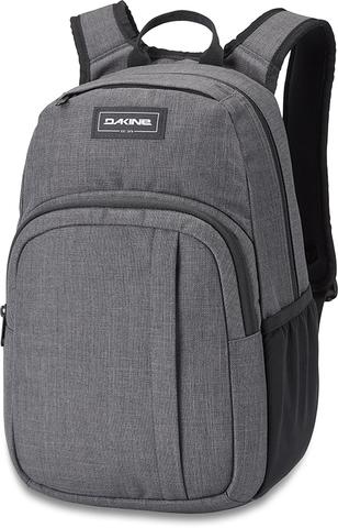 Картинка рюкзак городской Dakine campus s 18l Carbon - 1