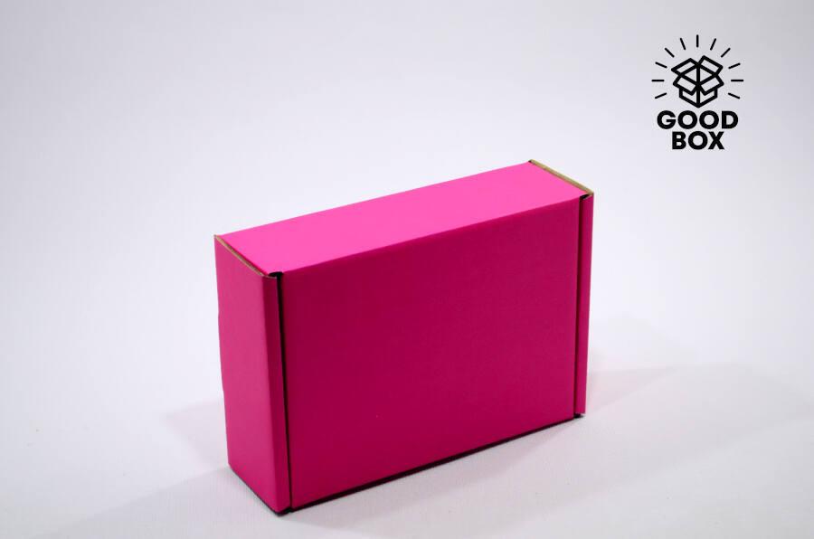Купить розовую подарочную коробку