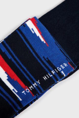 Мужские темно-синие носки (2 пары) Tommy Hilfiger