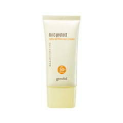 Солнцезащитное средство Goodal Mild Protect Natural Filter Sun Cream SPF50+ PA+++ 50ml