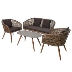 Комплект мебели уличный Illumax Palermo