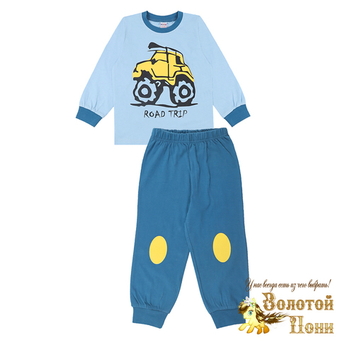 Пижама хлопок мальчику (3-7) 210908-BK1548M.4
