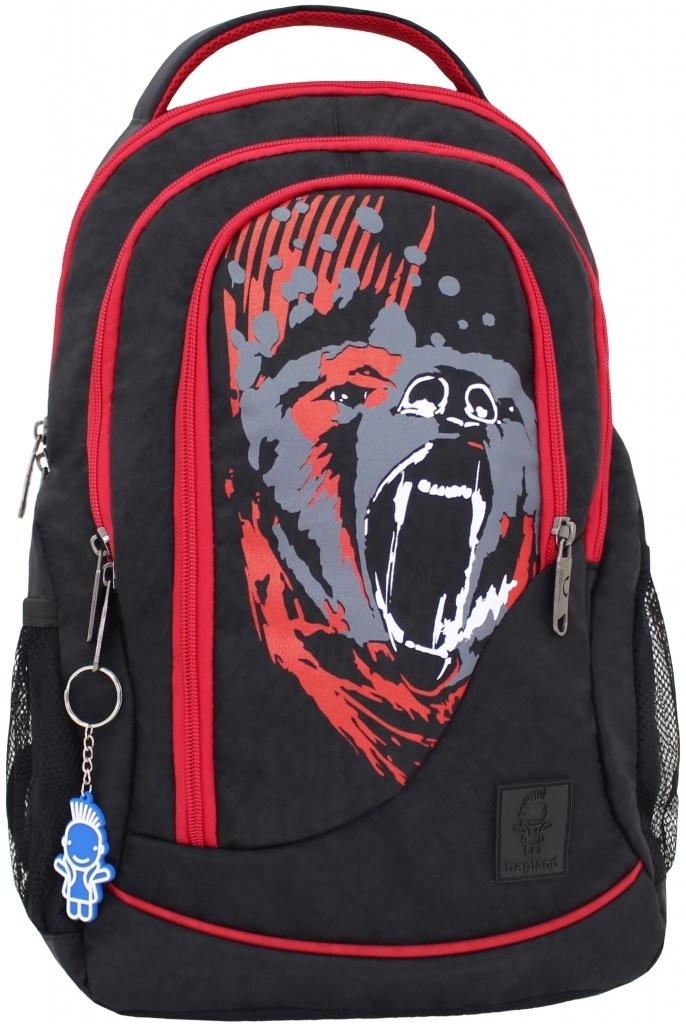 Городские рюкзаки Рюкзак Bagland Бис 21 л. Чёрный/красный (0055670) dba0ff02313bd467ce9d52df8d6c80e6.JPG