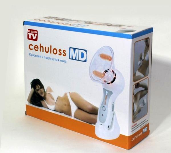 Celluless вакуумный массажер цена лучший массажер для подбородка