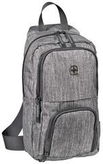 Однолямочный рюкзак Wenger 605029 темно-cерый