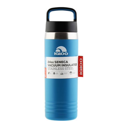Термос Igloo Seneca 24 (0,7 литра), синий