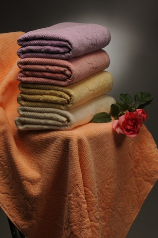 Махровое банное полотенце AMALIA Buddemeyer 70х140