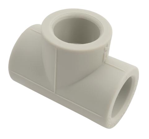 FV Plast 20х20х20 мм тройник равнопроходной полипропиленовый