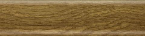 Дуб Кантри 56 плинтус с мягким краем (2500*56мм) Salag Польша