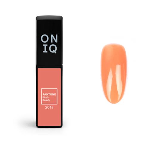 OGP-201s Гель-лак для покрытия ногтей. Pantone: Blush beauty