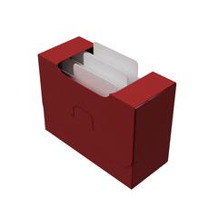 Органайзер для карт Uniq Card-File Standard - 40 mm (красный)