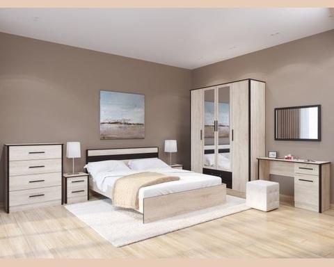 Спальня модульная ЛИРИКА-8