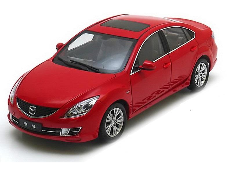 Коллекционная модель Mazda 6 2009