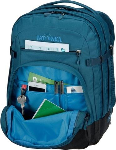 Картинка рюкзак для ноутбука Tatonka Marvin Classic Green - 3